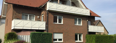 Gepflegte 3-Zimmer-Wohnung mit Balkon in Preußisch Oldendorf