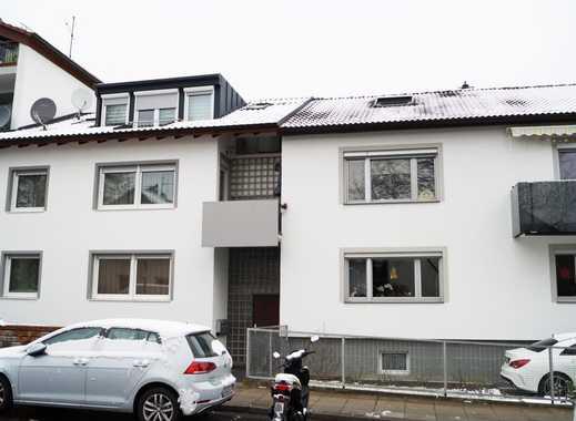 Gepflegte 3-Zimmer-WG / EG mit Garage in S-Feuerbach!