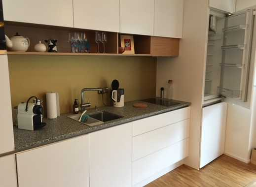 Komplett möblierte 2 Zimmer Wohnung in moderner Wohnanlage