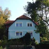 Bild 3-Zimmer-Villen-Etage - Wohnung mit großer Süd-Terrasse und eigenem ca. 180qm Garten