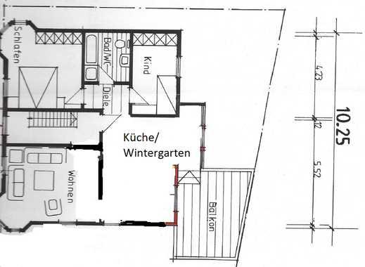 Kernsanierte 3 -Zimmer-Wohnung mit Balkon in Eislingen
