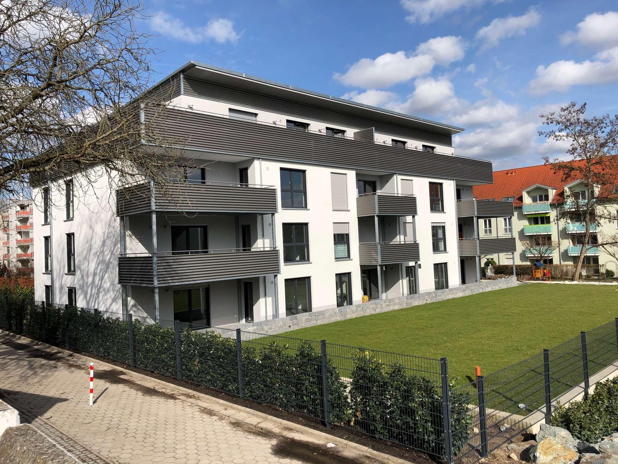 Großzügige 4-Zi. Neubau Wohnung in Hammerstatt/St. Georgen/Burg (Bayreuth)