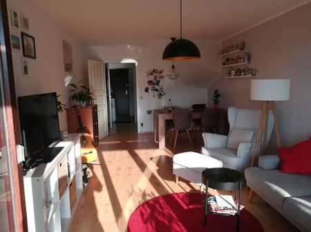 Helle 2-Zimmer-Maisonette-Wohnung mit Balkon in Obergiesing in Obergiesing (München)