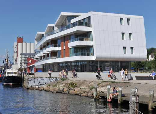 """In erster Reihe am Hafen im """"Klarschiff"""" in Flensburg !"""