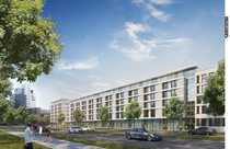 FR-Güterbahnhof Neubau-Büroflächen im MEDICUS