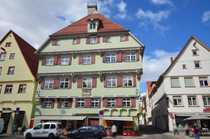 Traumhafte 4,5-Zimmer-Innenstadtwohnung auf dem Biberacher Marktplatz zur Miete