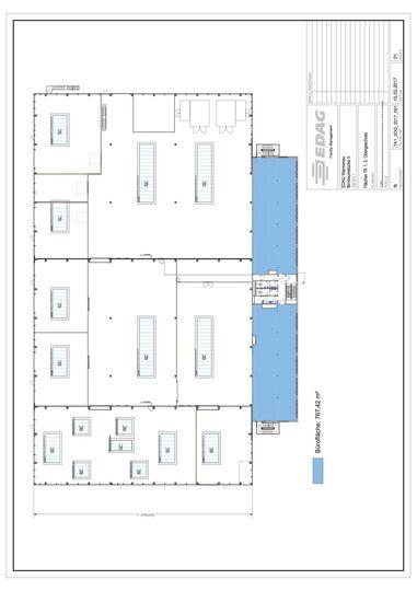 Teeküche büro grundriss  WARMENAU * Erstbezug * Helle neue Büroflächen