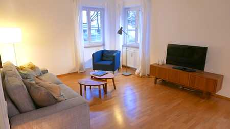 Bestlage Lehel, sonnige 2-Zimmer-Wohnung in Lehel (München)