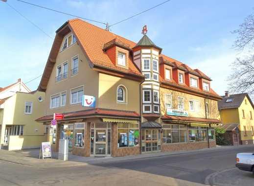 Safety FIRST: Gepflegtes Wohn- und Geschäftshaus als Kapitalanlage – WO-Pfeddersheim!