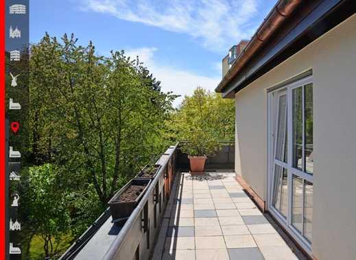 Luxus Penthouse mit großer Dachterrasse