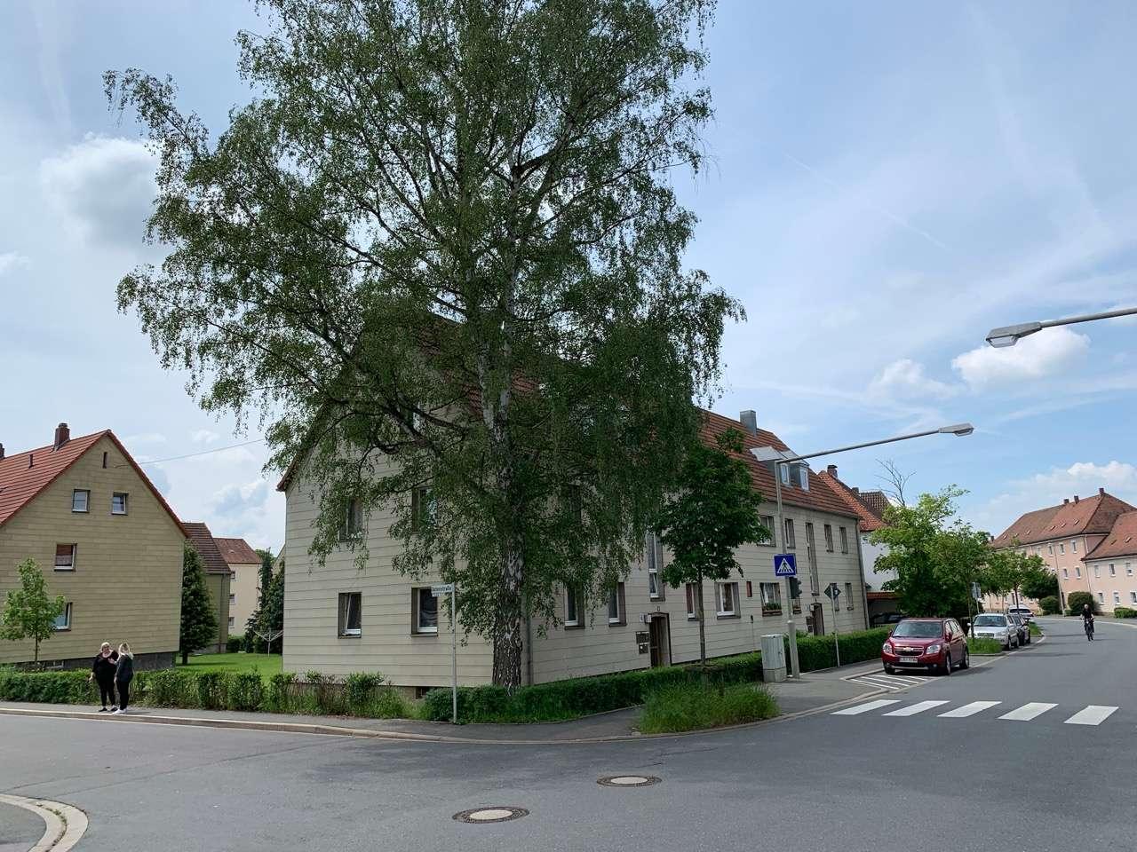 ERSTBEZUG NACH RENOVIERUNG: 2-Zimmer Wohnung in Lichtenfels zu vermieten