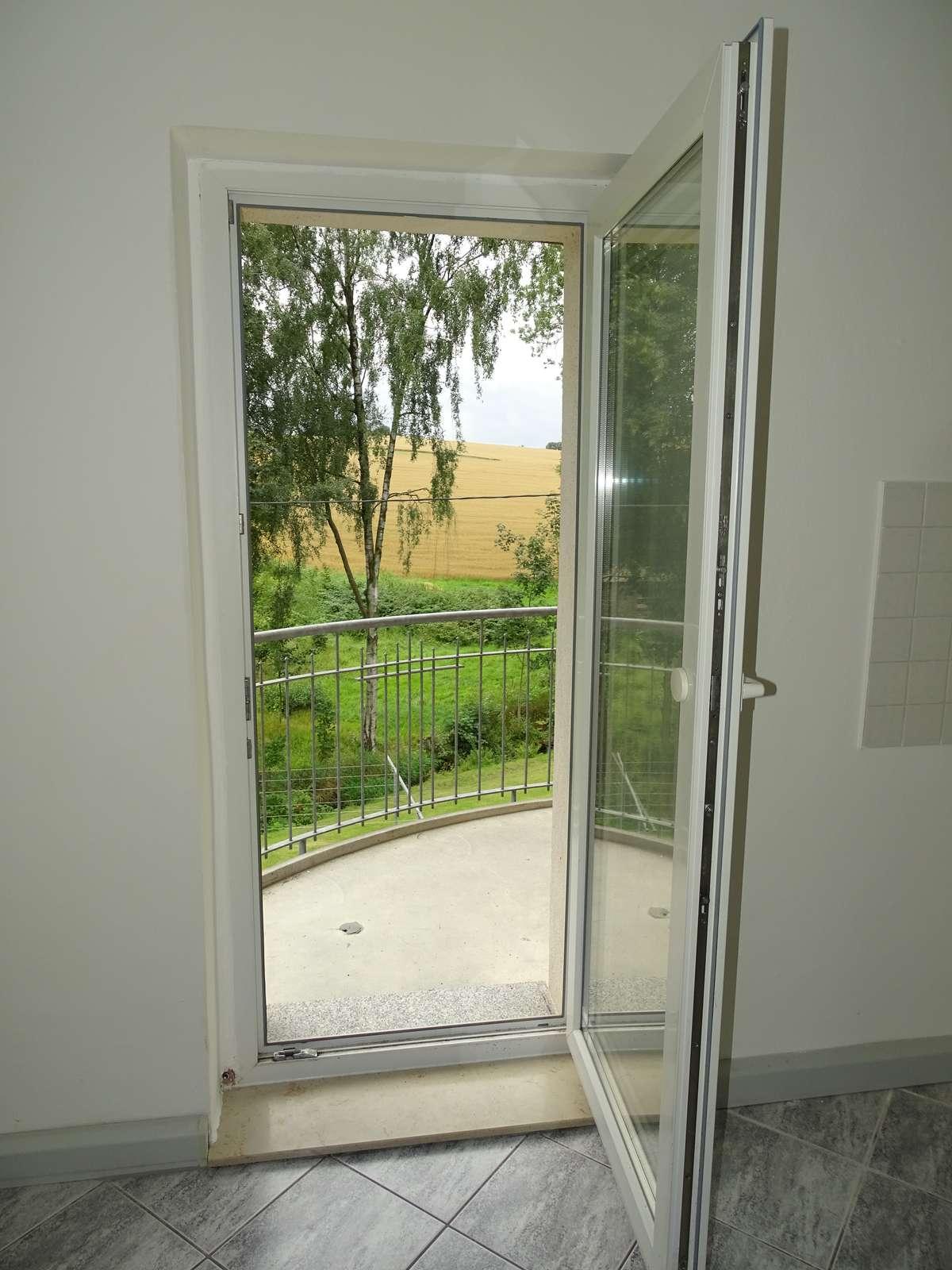 Ausblick/Balkon