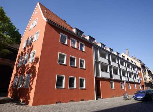 Frei ab sofort - Wohnen innerhalb der Stadtmauer - Sanierte Altstadtwohnung!