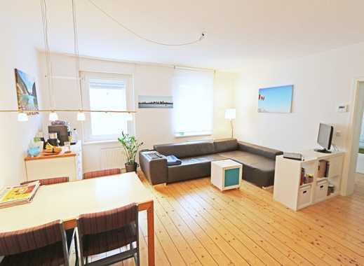 Top renovierte Etagenwohnung mit kleiner Küche