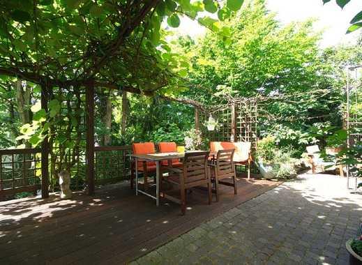 Charmantes Mietangebot mit großer Terrasse, Garten, Kamin, KFZ-Stellplatz u.v.m., z.B. für eine F...