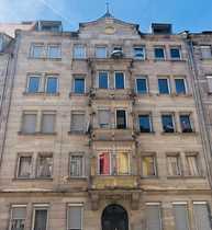 Renovierte 2-Zimmer Altbau-Wohnung in Fürth -