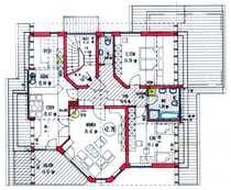 Großzügige helle 4-Zimmer-Wohnung mit überdachtem