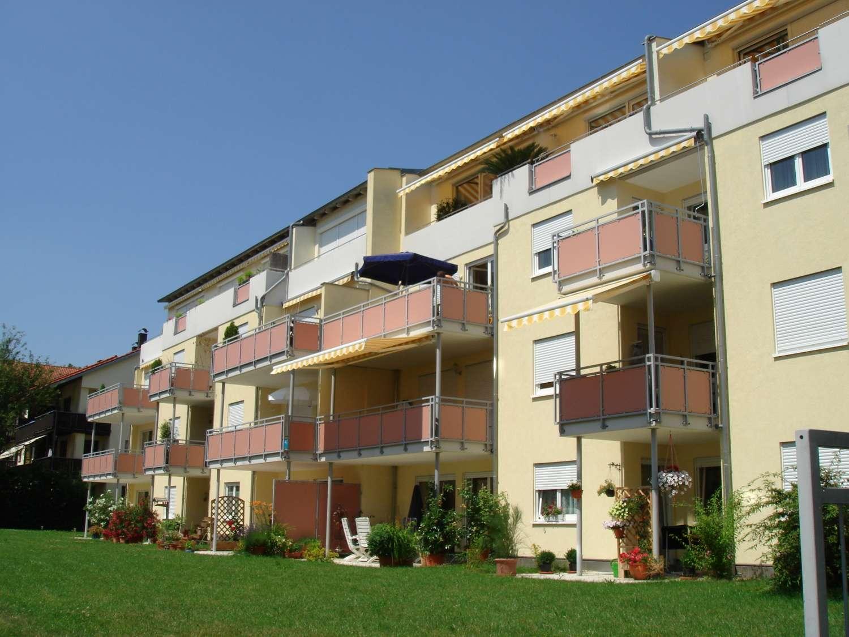 Nach Süden ausgerichtete Wohnung mit schönem Balkon