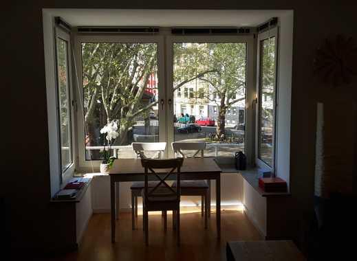 Stilvolle 3-Zimmer-Wohnung mit Balkon und Einbauküche in Altstadt & Neustadt-Süd, Köln