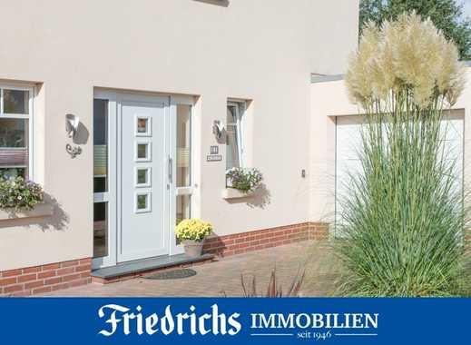 Edewecht-Friedrichsfehn! Wohnhaus im Pagodenstil mit nicht einsehbarem Garten
