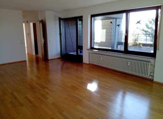 Penthouse-Wohnung mit toller Dachterrasse und Weitblick