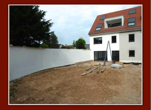 Die Alternative zum Haus – Maisonette mit Haus-Charakter,Terrasse & 200 qm Garten in kleiner Einheit