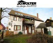 FACHWERKHAUS 3- bis 4-Zimmer-Eigentumswohnung in