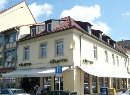 Gastro-, Einzelhandels-, Praxis- und Büroflächen im Herzen von Rastatt