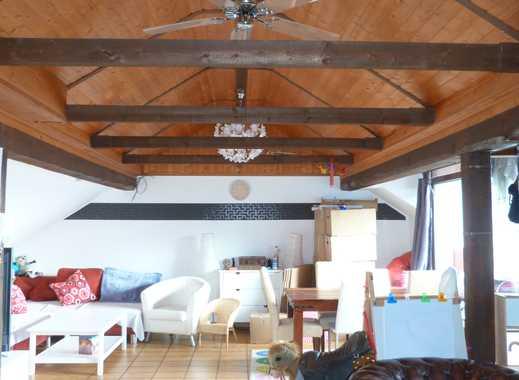 Gemütlche 3-Zimmer-Wohnung mit Loft-Charakter und Sonnenbalkon!!!!