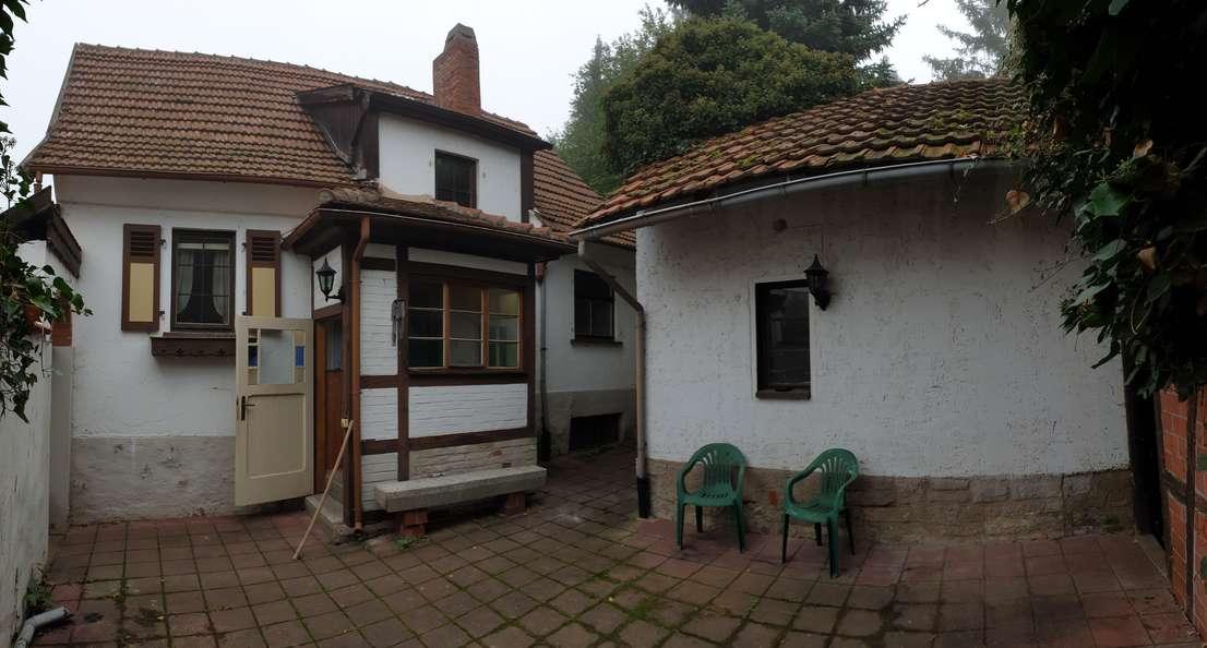 reizvolles einfamilienhaus mit sanierungsbedarf in beliebter, südlicher wohnlage