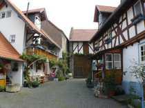 Wunderschöne Fachwerkhäuser mit Hof Scheune