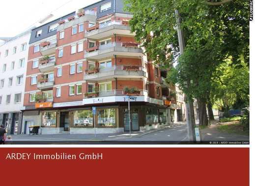 Do-City-Ostwall: Gepflegte  ETW mit Balkon und TG Stellplatz in direkter Innenstadt-Lage!