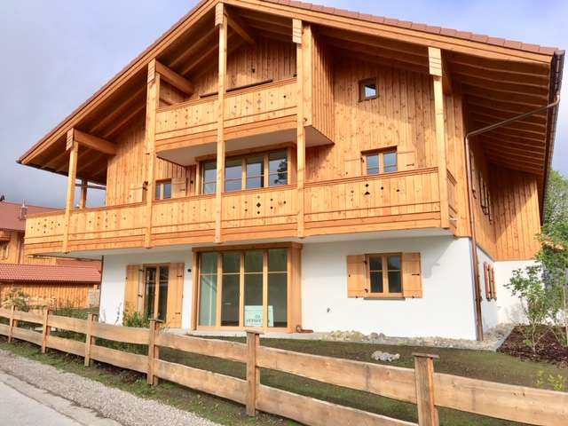 AIPLSPITZ - 3 Zimmer-Wohnung mit Garten & Terrasse in Schliersee-Neuhaus   | BEILHACK IMMOBILIEN