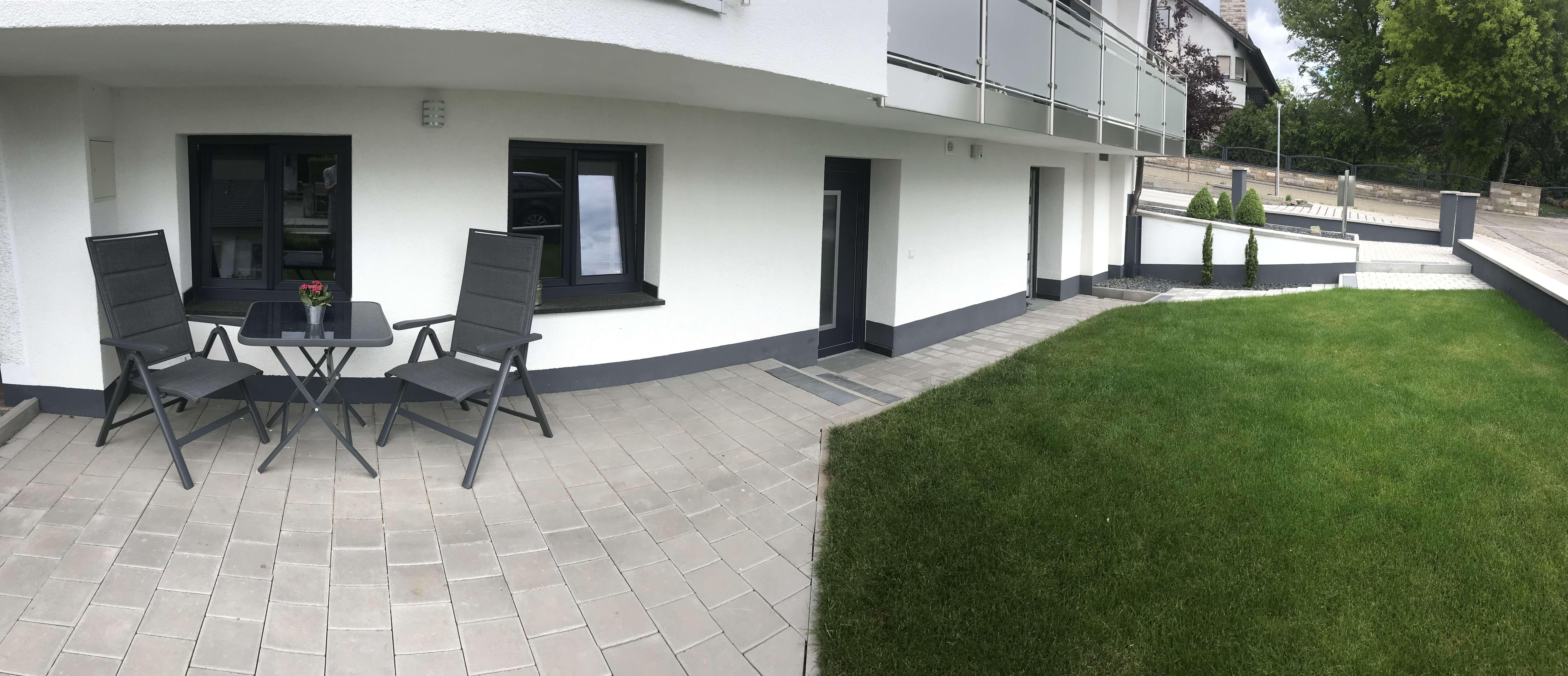 2 Zimmer Neubauwohnung möbliert in