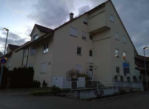 Attraktive 2,5-Zimmer-Wohnung mit Balkon und EBK in Ottmarsheim