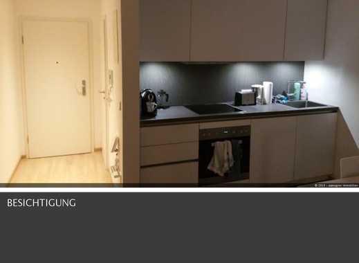 Schönes 1 Zimmerappartement mit Kochnische und Stellplatz in MA-Rheinau ab 1.9.2019