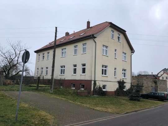 Zu entwickelndes MFH 6 WE nur 25 km von Helmstedt entfernt