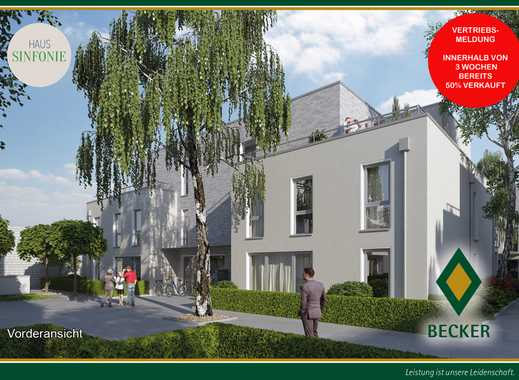 """Das """"Haydncarré"""" - Zentral Wohnen und Investieren in der Bonner Weststadt, direkt am Musikerviertel"""