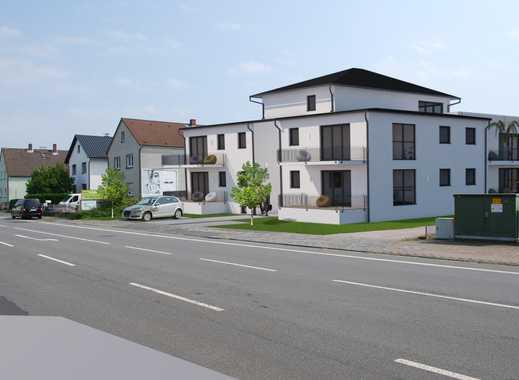 """Neubauvorhaben """"Rollwaldblick""""  Modern geschnittene 3 Zimmer WHG. mit Balkon"""