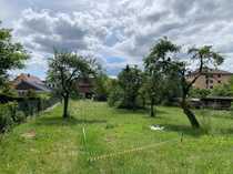 G4 gut geschnittenes Grundstück im