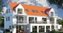 2-Zimmer-Wohnung mit großem Balkon Neubau