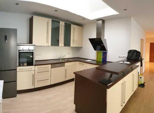Garten, Einbauküche, ruhige, zentrale  2-Zimmer-Wohnung  in Mettmann Zentrum