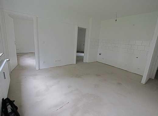 Klasse Grundriss mit großer Wohnküche und Duschbad mit Fenster!