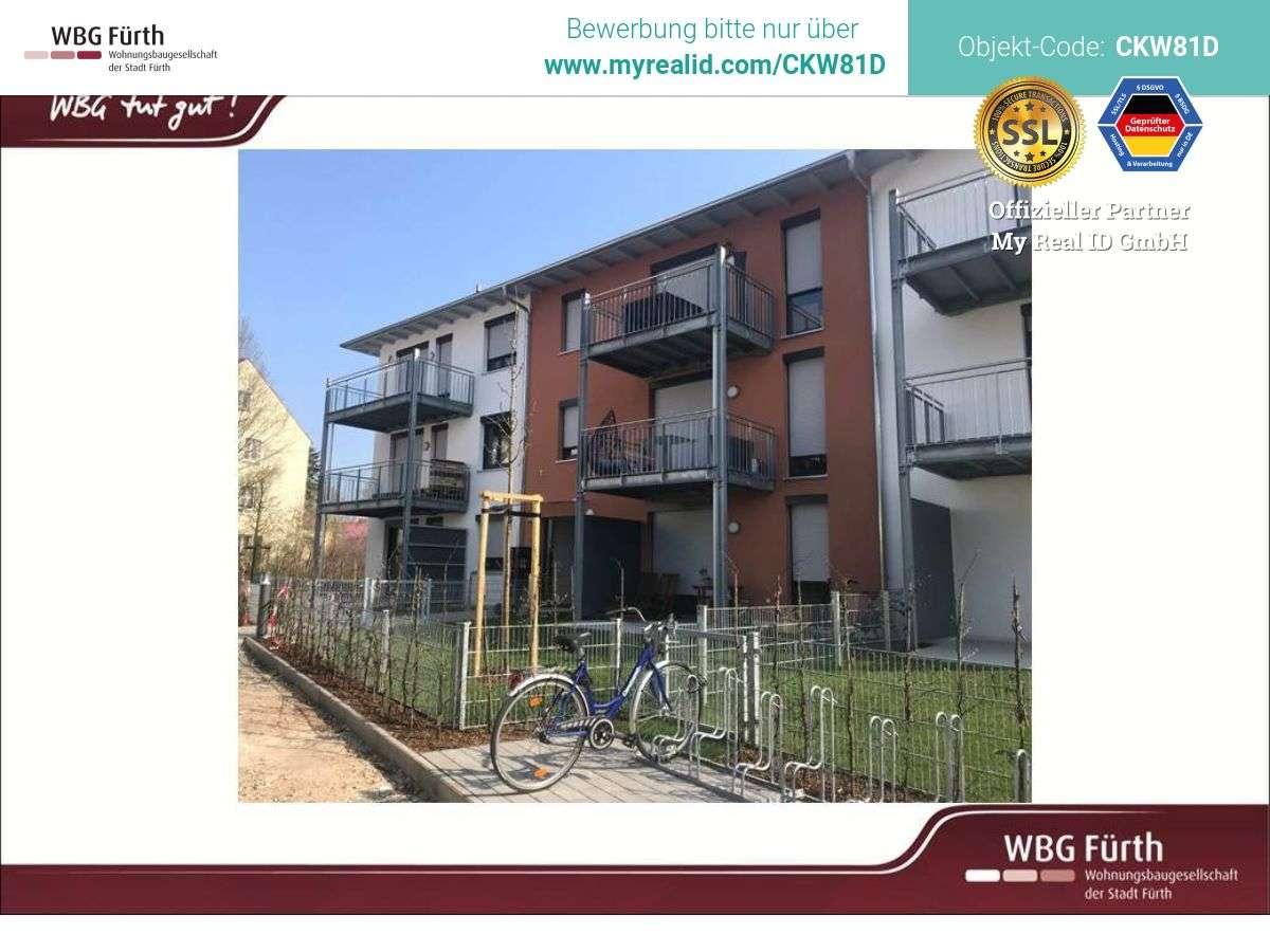 Modernes 1,5-Zimmer Appartement in Neubauobjekt - zentrumsnahe Lage in