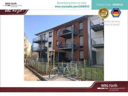 Modernes 1,5-Zimmer Appartement in Neubauobjekt - zentrumsnahe Lage in Scherbsgraben / Billinganlage (Fürth)
