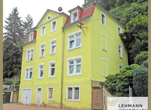 Voll vermietetes Mehrfamilienhaus am Stadtrand von Meißen