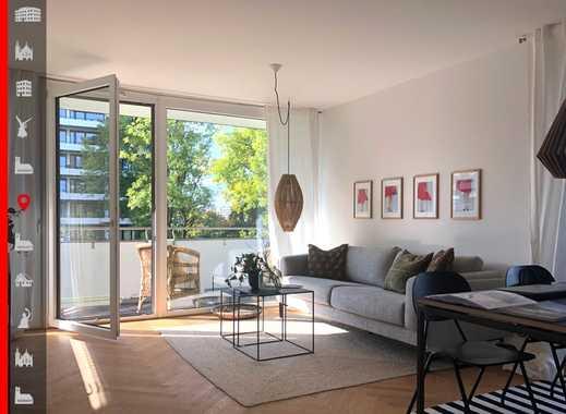 """Attraktive, hochwertig sanierte 2-Zimmer-Wohnung in hervorragender Stadtlage direkt am """"Petuelpark"""""""
