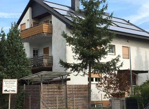 EG 4-Zimmer-Wohnung mit Terrasse und Garten in Dieburg