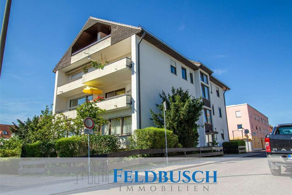 Frisch renovierte 2-Zimmer-Wohnung zur Miete in Neumarkt in der Oberpfalz (Neumarkt in der Oberpfalz)