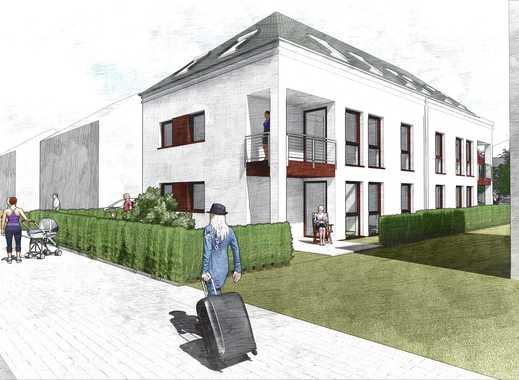 Erdgeschoß Neubau ETW mit Loggia in ruhiger Lage